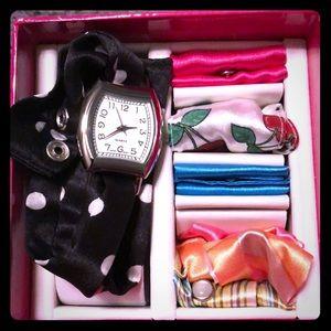 Vintage Avon watch bands